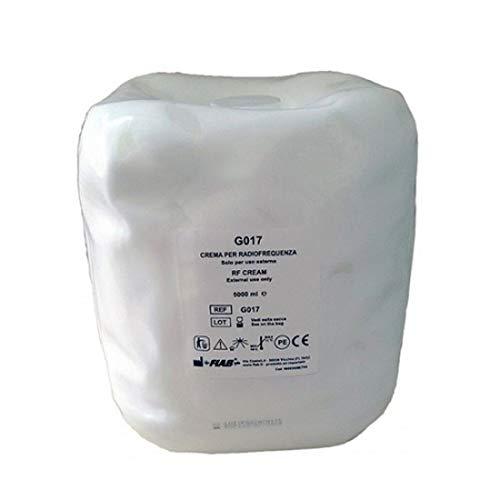 CREMA TERAPIA CONDUTTIVA 5 kg con erogatore ECO-Fiab per elettromedicali, diatermia, tecar - 5000 ml