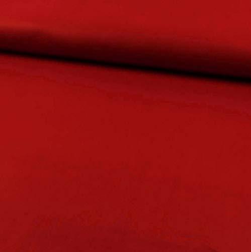 Deko- Bastelfilz 1mm weihnachtsrot - Preis gilt für 0,5 Meter