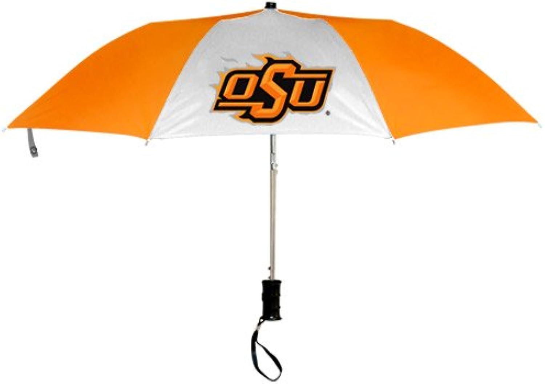 NCAA Oklahoma State Cowboys 42-Inch Folding Umbrella
