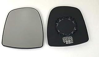 Spiegel Spiegelglas rechts beheizbar Vivaro 2001 bis 2014 für Außenspiegel elektrisch und manuell verstellbar geeignet