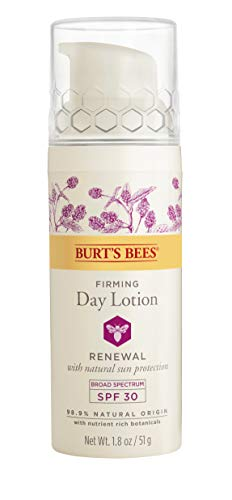 Burt#039s Bees Renewal Day Lotion SPF 30 Firming Face Lotion 18 Ounces