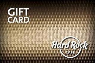 Hard Rock Cafe Gift Card