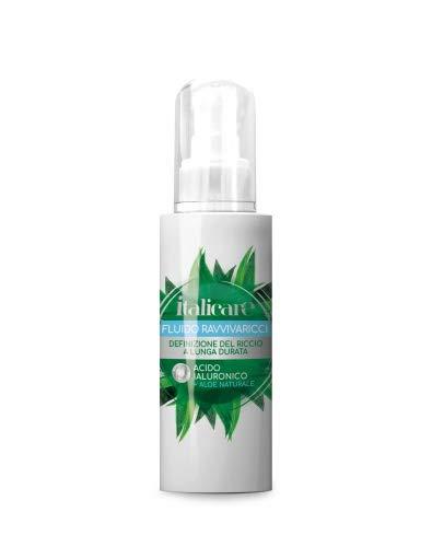 Cuidado de rizos de aloe vera (100 ml) con extracto de aloe vera nutritivo y ácido hialurónico cuida el cabello encrespado, ondulado, rizado y rebelde. Cuida y define los rizos.