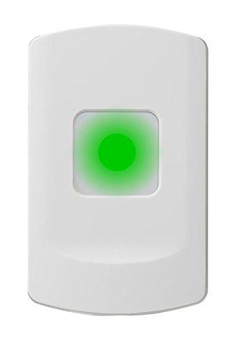 LUPUSEC Statusanzeige für die XT Smarthome Alarmanlagen (nicht XT1), Funksensor, Batteriebetrieben, zeigt Status an (Arm/Home/Disarm), batteriebetrieben, 12101