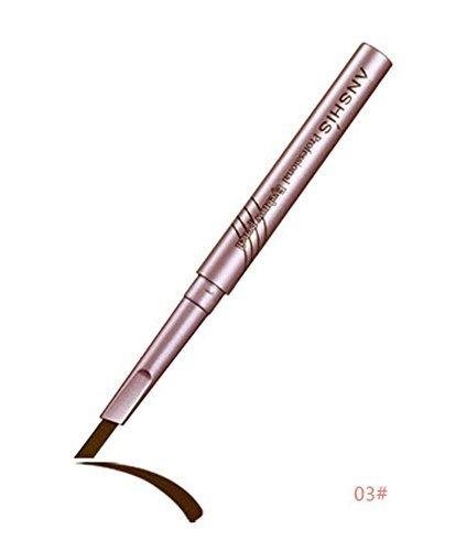 professionnel maquillage sourcils/haute qualité crayon à sourcils, café foncé