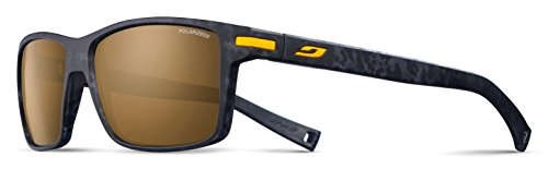 Julbo Syrakus zonnebril dames, schubbenpatroon, E002 grijs mat