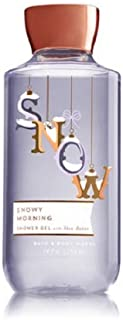 Bath and Body Works Snowy Morning Shower Gel With Shea Butter 10 Oz