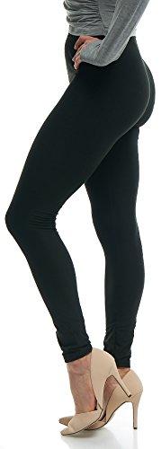 LMB Women's Ultra Soft Leggings Stretch Fit 40+ Colors -...