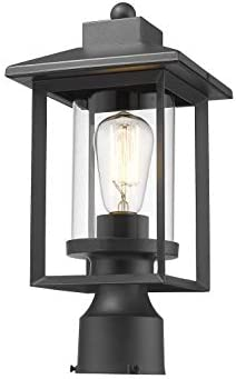 Rosient Outdoor Post Lights Exterior Post Lantern Outdoor Post Lamp Pathway Post Lighting Fixture product image