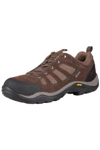 Mountain Warehouse Field Mens Hiking Shoes  Waterproof Walking Shoes Khaki 13 M US Men