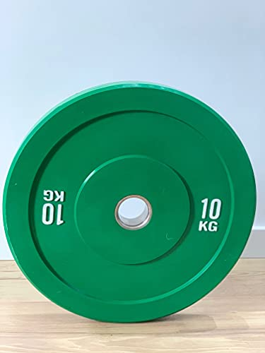Olympic Plates for Weightlifting or Crossfit – 10 kg