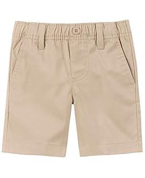 Nautica Little Boys  Uniform Pull-On Twill Shorts Khaki 6