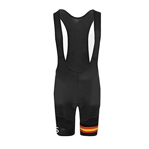 Uglyfrog Maillot Ciclismo/Culotes/MTB Downhill Jersey/Skinsuit Manga Larga y Corta Ropa para Ciclismo Bici Spain Team GQZ03