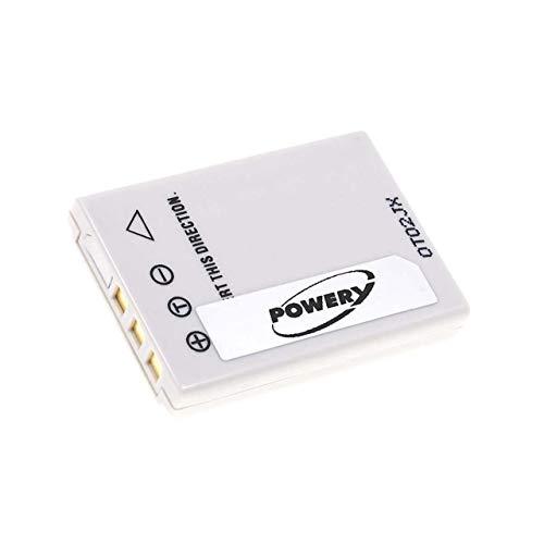 Powery Batería para BenQ Cámara Digital DC E820