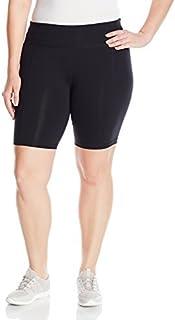 Rainbeau Curves Women's Plus Size Premier Basix Nylon Bike Short