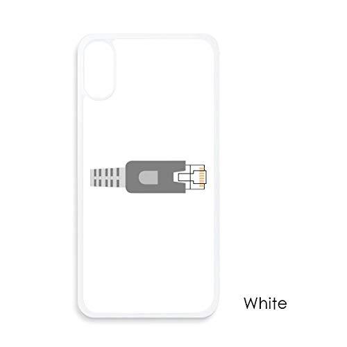 beatChong Steckdose Muster Schaltbild für iPhone X-Hüllen Weiß phonecase Apple-Abdeckungs-Fall-Geschenk