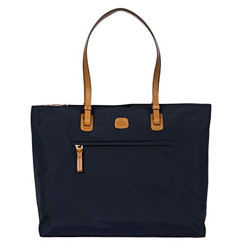 X-Travel Shopper Bag, One SizeOcean Blue