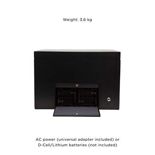 Wolf Designs - 270402 - Remontoir montre Mixte adulte pour deux montres automatiques
