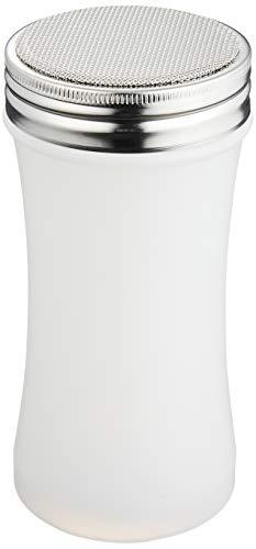 ポリエチレン 鼓型 調味缶 φ57(ポリ蓋付)小ロング パウダー缶