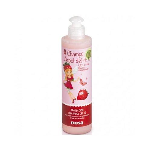 Champú Arbol del Té Nosaprotect (Fresa) 250 ml de Nosa Healthcare