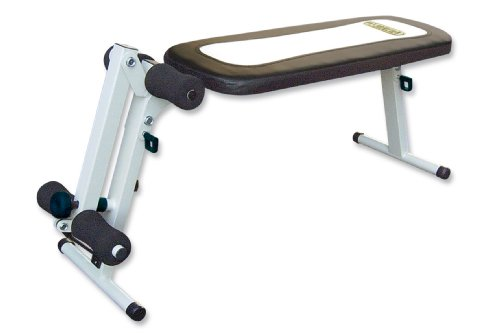 Rovera WEIGHLIFTING DIVERSE TOOLS SPORT & fitness vanaf buikspierbank LEG-LEG EXTENSION