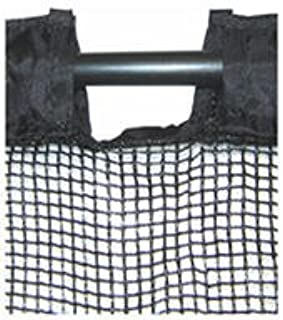 JUMPKING REPLACEMENT NET FOR 15' TRAMPOLINE 4 LEG/4 STRAIGHT ENCLOSURE POLE
