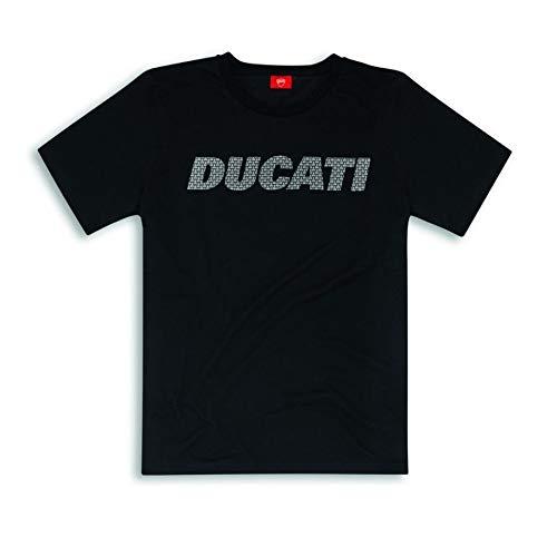 WOD Ducati Carbon T-Shirt Short Sleeve Mens Man Shirt Black 98769741
