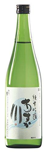 喜多酒造純米吟醸あすか川[日本酒奈良県720ml]