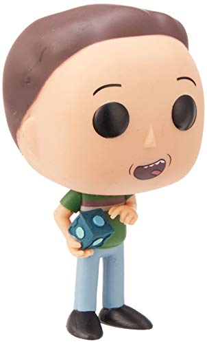 Funko Pop!- Rick & Morty Jerry Figura de Vinilo (22962)
