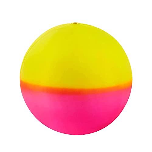 Onderwater-waterbal, speelgoedbal om te zwemmen, zwembadballen, onderwaterspel, splash water bouncing bal, balspel voor zwembad, opblaasbare zwembadbal met injectienaald