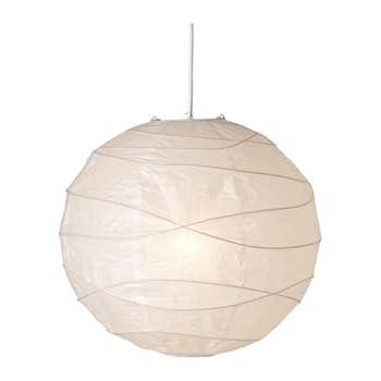 Ikea 701.034.10 Regolit Pendant Lamp Shade White