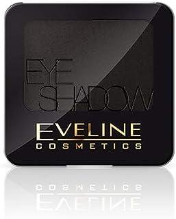 Eveline Cosmetics Quattro Eyeshadow , Matte Black 28