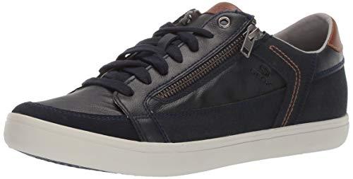 Geox U923AB054AU Chaussures de Tennis Homme Bleu Marine 44