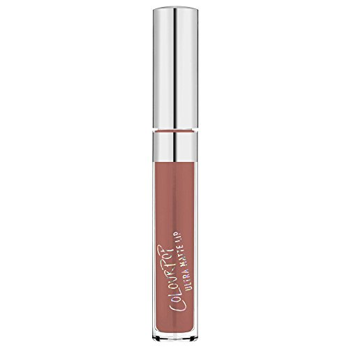 COLOURPOP - ULTRA MATTE LIP CREAM LIPSTICK - BEEPER - TAUPE MID TONE NUDE by Colourpop