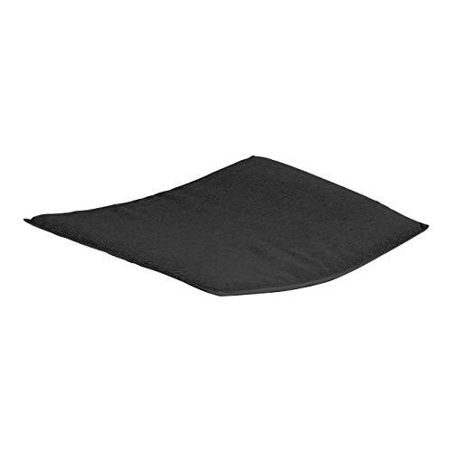 Weishäupl Slope Garten Loungesessel Sitzkissen, anthrazit Acryltuch waschbar bei 30°C BxTxH 57x51x2cm herausnehmbar vliesummantelte Schaumstofffüllung