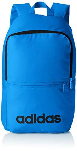 adidas Rucksack Linear Classic Daily, Blau - Bleu (Blue/Legend Ink) - Größe: 16x28x46 cm (W x H x L)