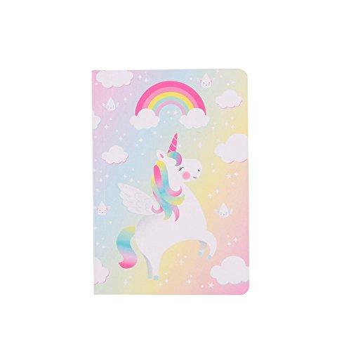 Sass & Belle Rainbow Unicorn - Libreta