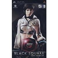 【初回版/ポストカート付】 PSP DJ MAX Portable Emotional Sense BLACK SQUARE 【輸入品/韓国版】
