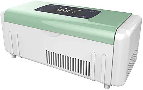 10-12h Insulinkühlschrank 2-8 ℃ Tragbarer Medikamentenkühlschrank für Reise Liner Größe 170 * 60 * 21 mm (6.69 * 2.36 * 0.83 Zoll) mit LED-Anzeige von CGOLDENWALL