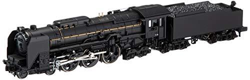 KATO Nゲージ C62 常磐形 ゆうづる牽引機 2017-6 鉄道模型 蒸気機関車