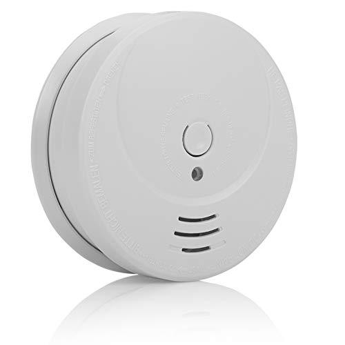 Smartwares RM149 Detector de Humo, 9 V, Blanco