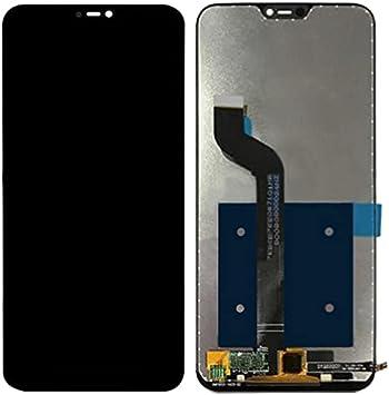 HOUSEPC Pantalla LCD + Pantalla Táctil para Xiaomi Mi A2 Lite Redmi 6 Pro Negro