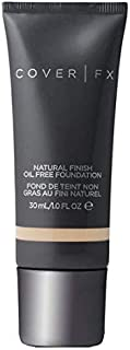 COVER FX Natural Finish Foundation G20 - for fair to light skin with golden undertones