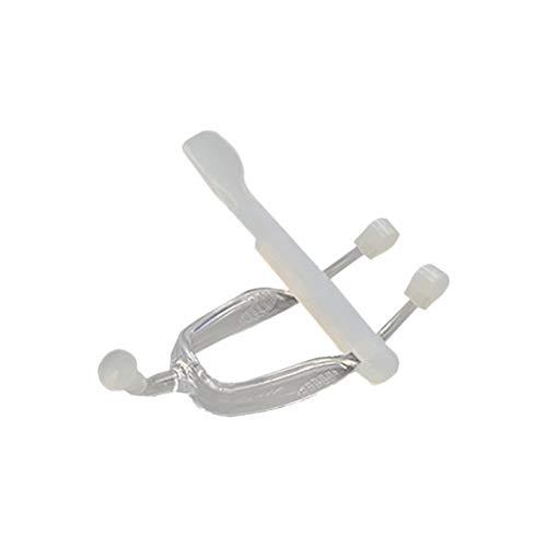 WOWOWO Eye Care Lentes de Contacto Extractor de Inserciones Silicona Soft Tip Tweezer Stick Case Set Herramientas de Uso
