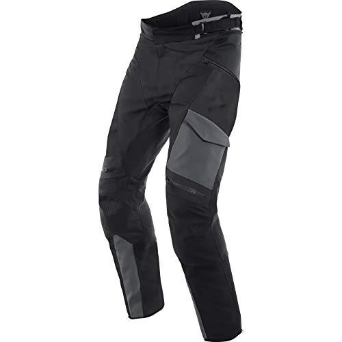 Dainese Motorradhose Tonale D-Dry Textilhose schwarz 52 (L), Herren, Tourer, Ganzjährig