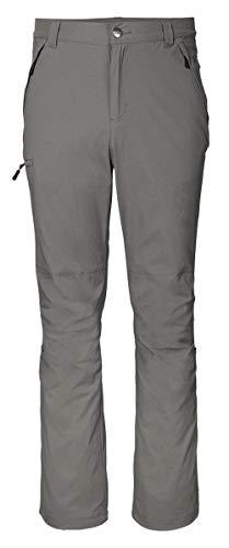 Crivit Herren Trekkinghose Wanderhose Outdoorhose Freizeithose Berghose (50, grau)
