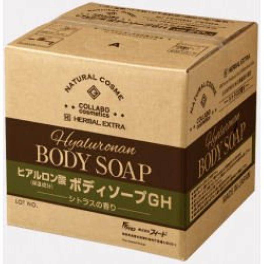 司書大きさコメンテーターゼミド×ハーバルエクストラ ヒアルロン酸ボディソープGH シトラスの香り 20kg