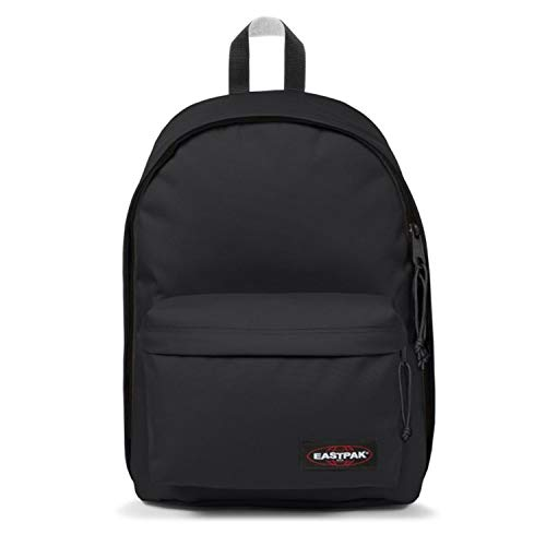 Eastpak Out of Office Rucksack, 44 cm, 27 L, Schwarz (Blakout Bw)
