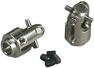 Traxxas 4628X Differential Output Yokes, Hardened Steel with U-joints (pair)