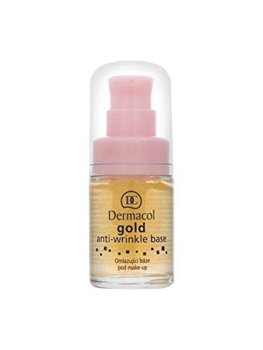 Dermacol Gold Anti Base Antiarrugas - 15 ml